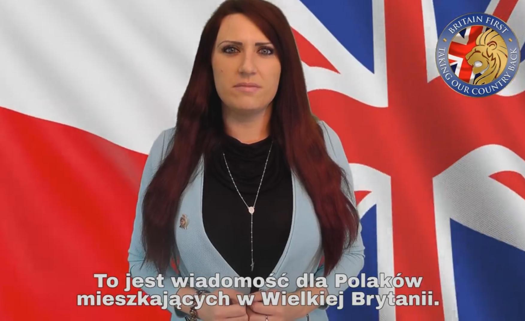 Brytyjska partia apeluje: Polacy już raz uratowali Europę
