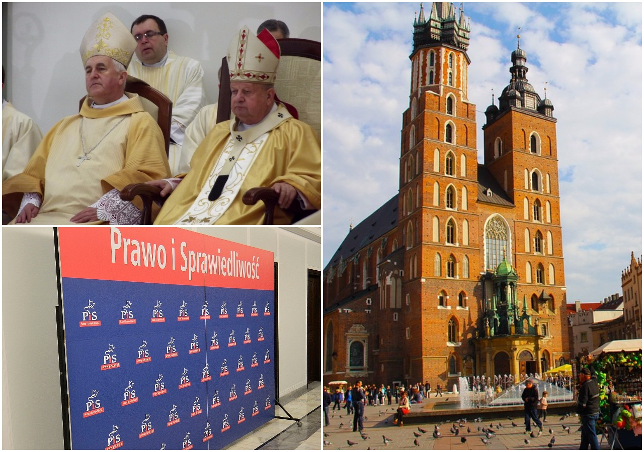 Kraków: PiS sprzeda Kościołowi działkę wartą miliony za kilkadziesiąt tysięcy złotych