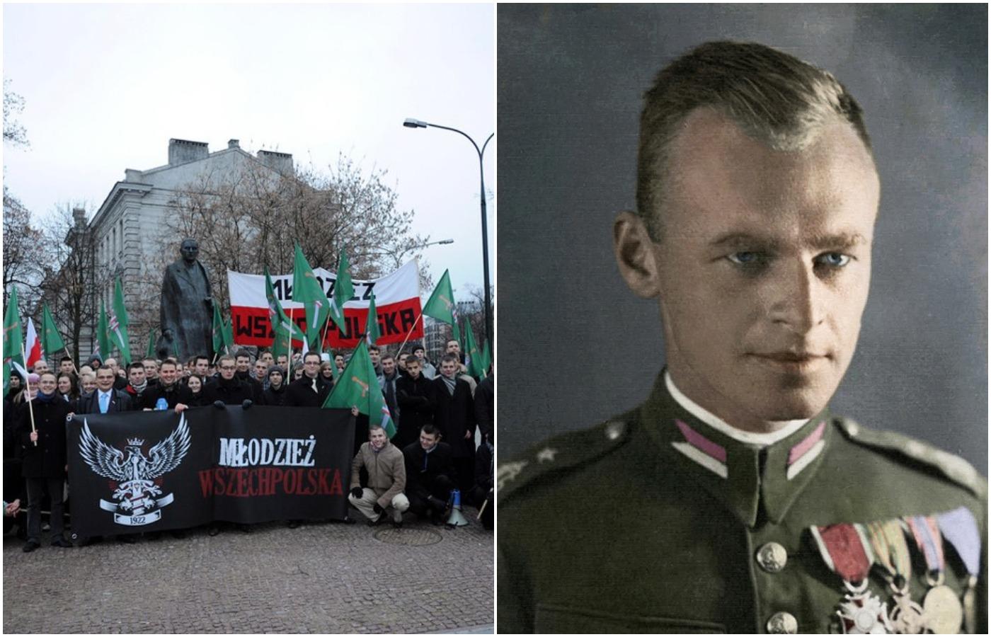 """MW odpowiada na słowa wnuczki Pileckiego: """"Rotmistrz sympatyzował z narodowcami"""""""