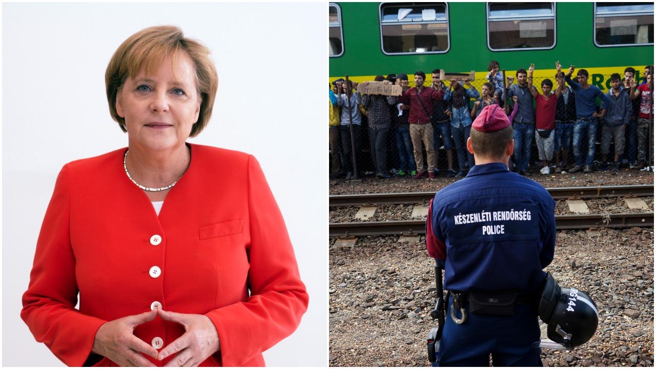 Merkel: 250 000 euro na uchodźcę to nie kara, a forma lojalności