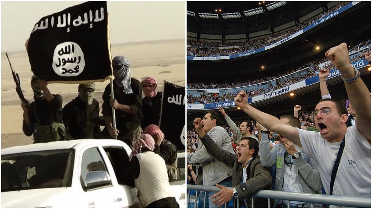 """Masakra kibiców Realu Madryt. ISIS zamordowało 14 fanów """"Królewskich"""""""