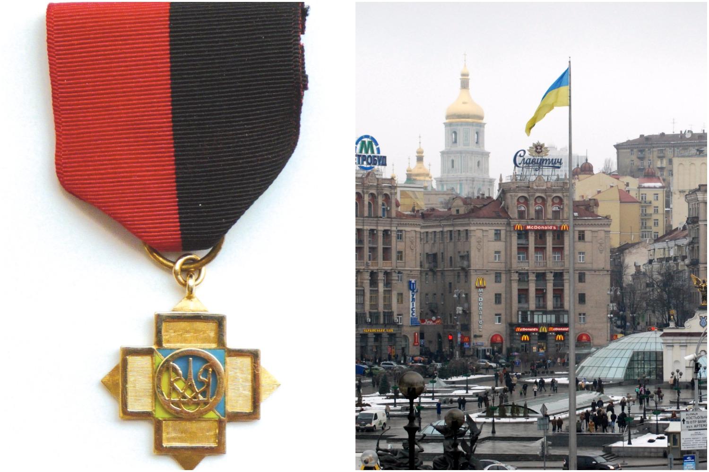 Ukraina: Ruchliwe ulice Kijowa mogą zmienić nazwy w cześć przywódców UPA