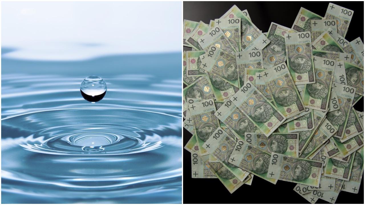 Nowy projekt PiS: Wzrosną ceny wody, prądu i żywności