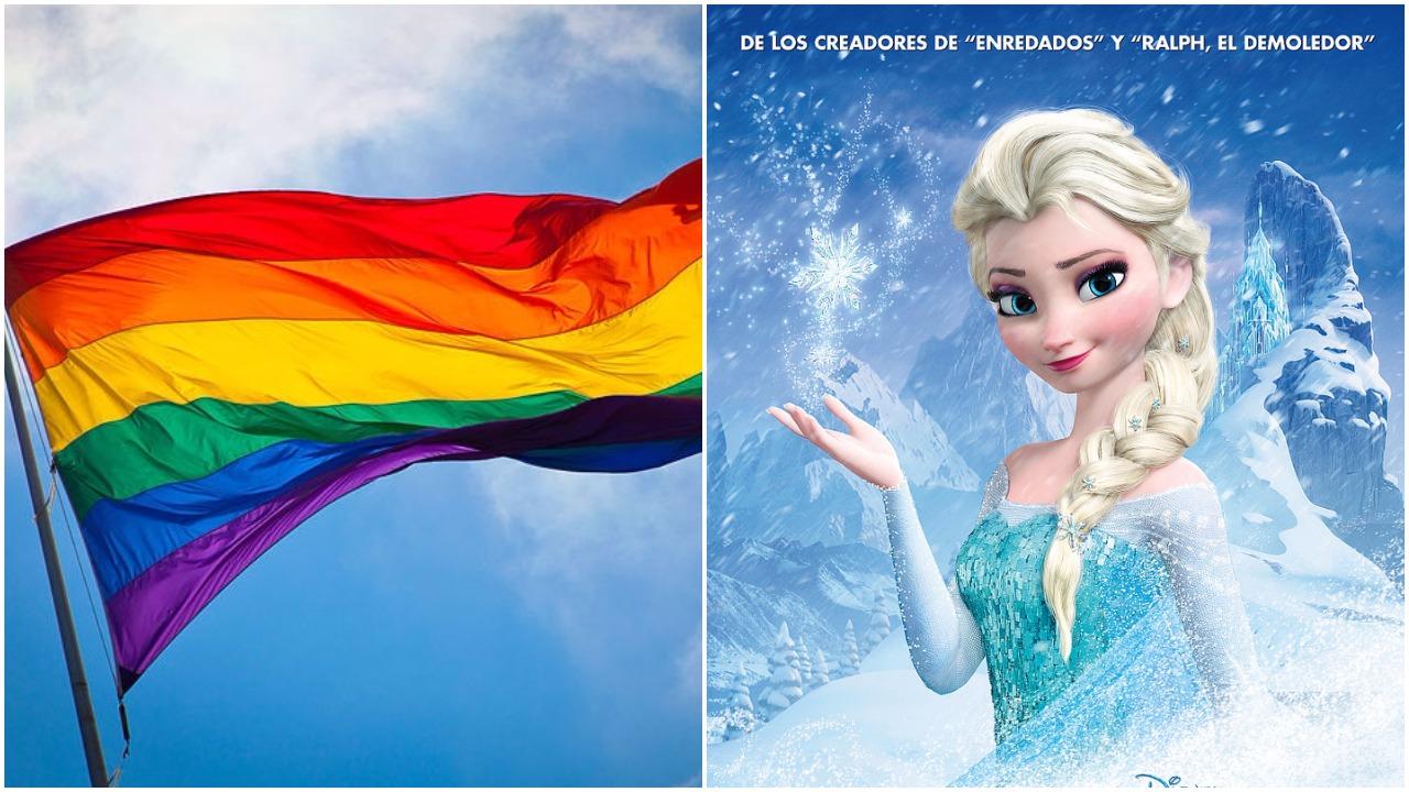 """Fani """"Krainy lodu"""" chcą, by bohaterka została lesbijką"""