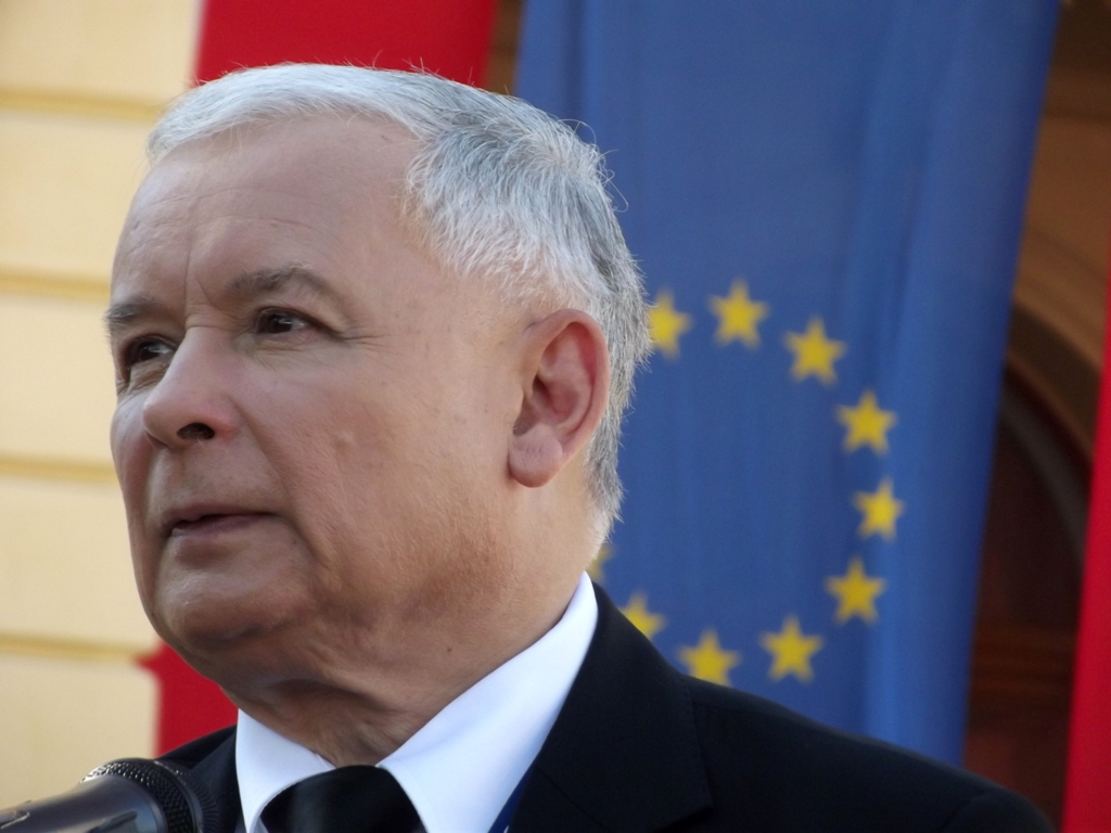 Kaczyński: Europa musi być supermocarstwem. Popieramy konfederację państw