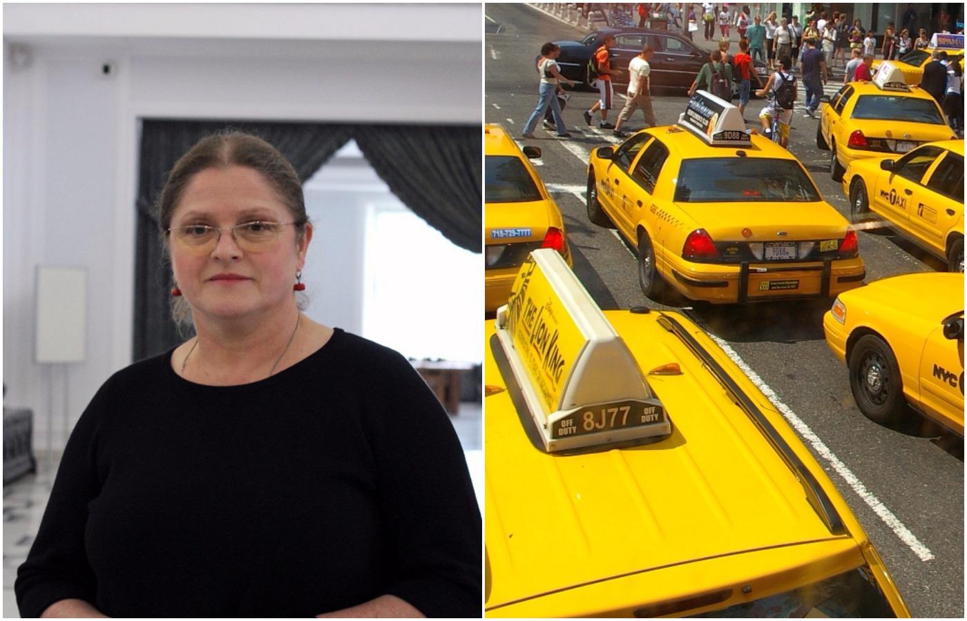 Krystyna Pawłowicz wydała 52 tys. złotych na taksówki i 16 tys. na paliwo