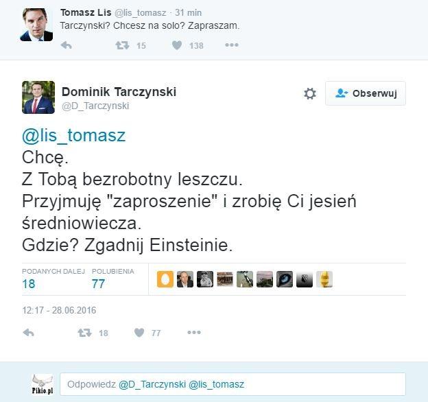 lis tarczyński