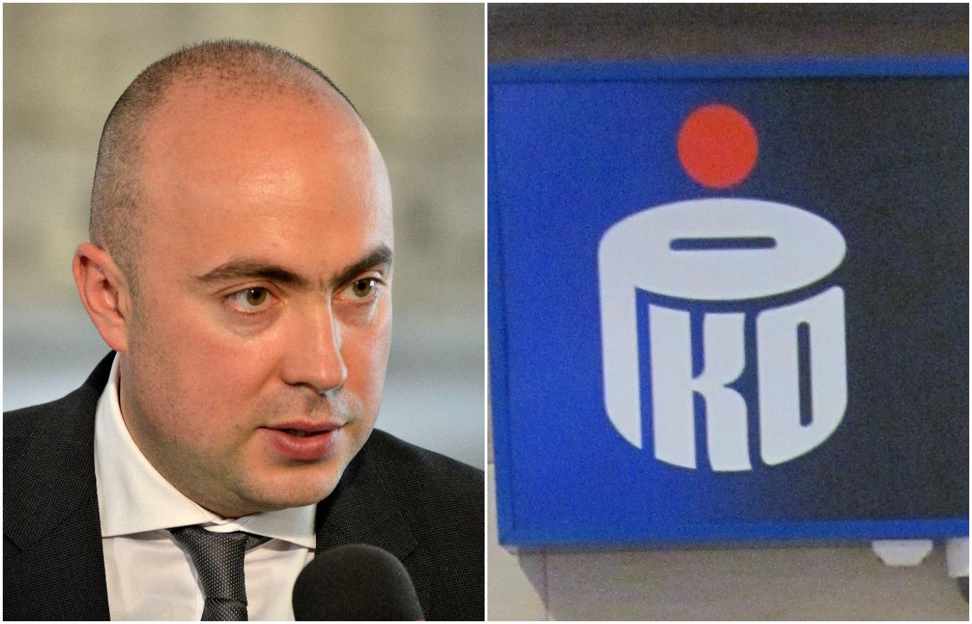 Poseł PiS zostanie nowym wiceprezesem PKO BP. Zwolennicy opozycji oburzeni