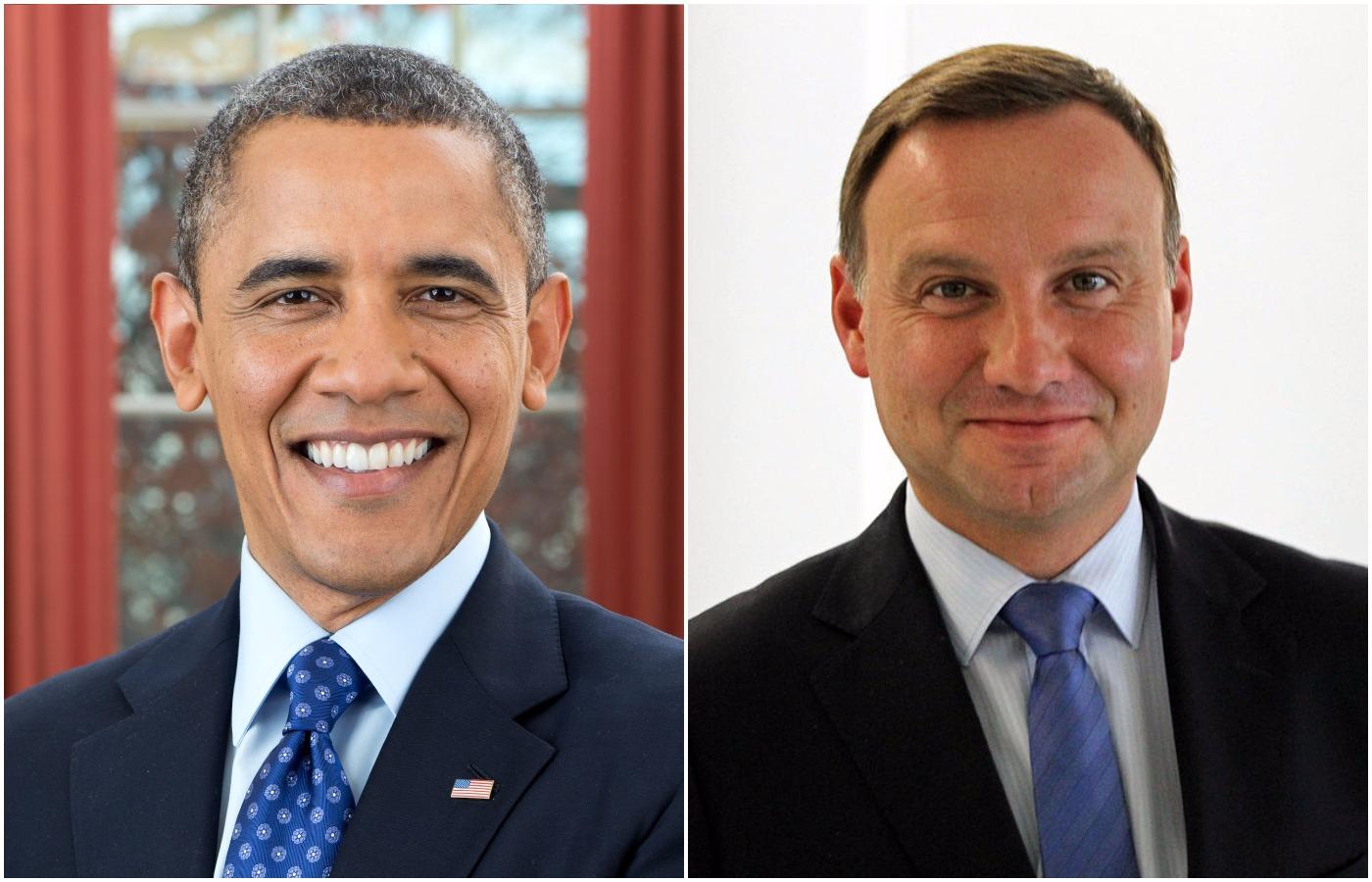 Barack Obama spotka się z Andrzejem Dudą w cztery oczy