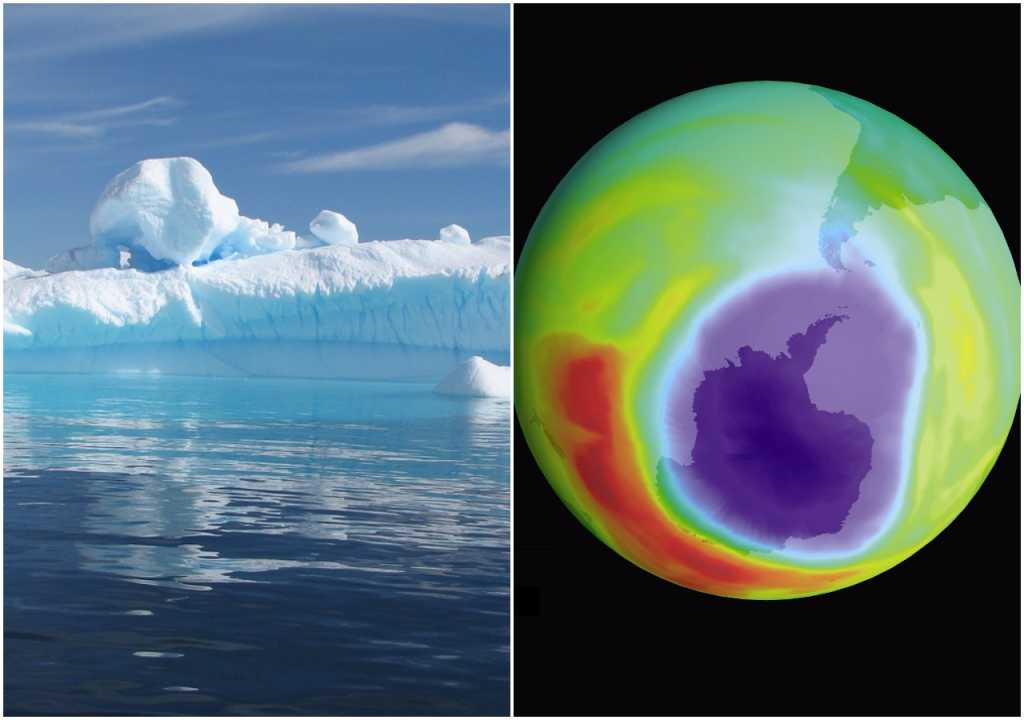 Przełomowe odkrycie. Dziura ozonowa wreszcie się zmniejsza