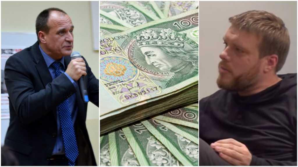 """Kukiz atakuje Partię Razem. """"Bogacze, oddawajcie 10 mln złotych!"""""""