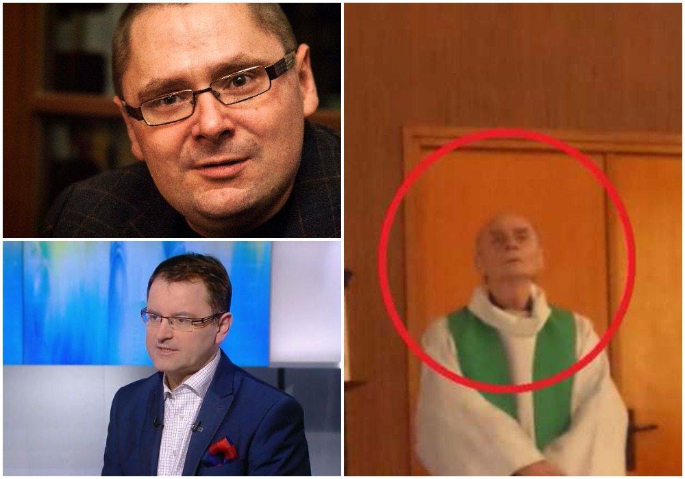 Terlikowski i Czartoryski (PiS) o zamordowanym księdzu: To wielki dar od Boga dla Francuzów