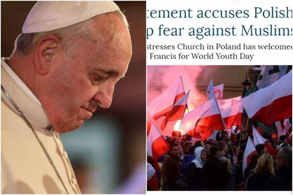 Watykan krytykuje Polskę tuż przed ŚDM. Chodzi o muzułmanów