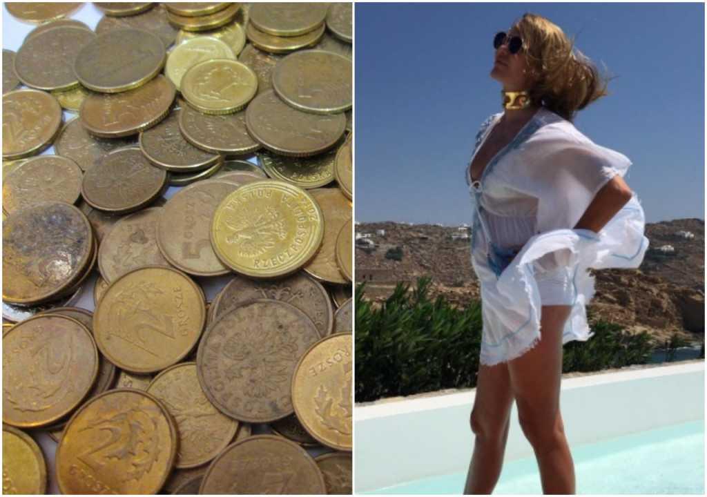 """Dramat Hanny Lis. """"Zostałam bez pieniędzy dla dzieci, ładuję akumulatory na greckiej wyspie"""""""