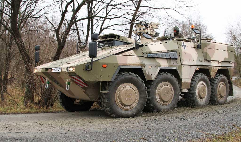 Litwa się zbroi. Podpisała najdroższy wojskowy kontrakt w swojej historii