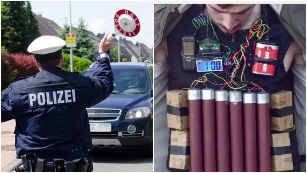 """Niemcy: """"Wysokiej rangi dżihadysta"""" wpadł podczas kontroli drogowej"""