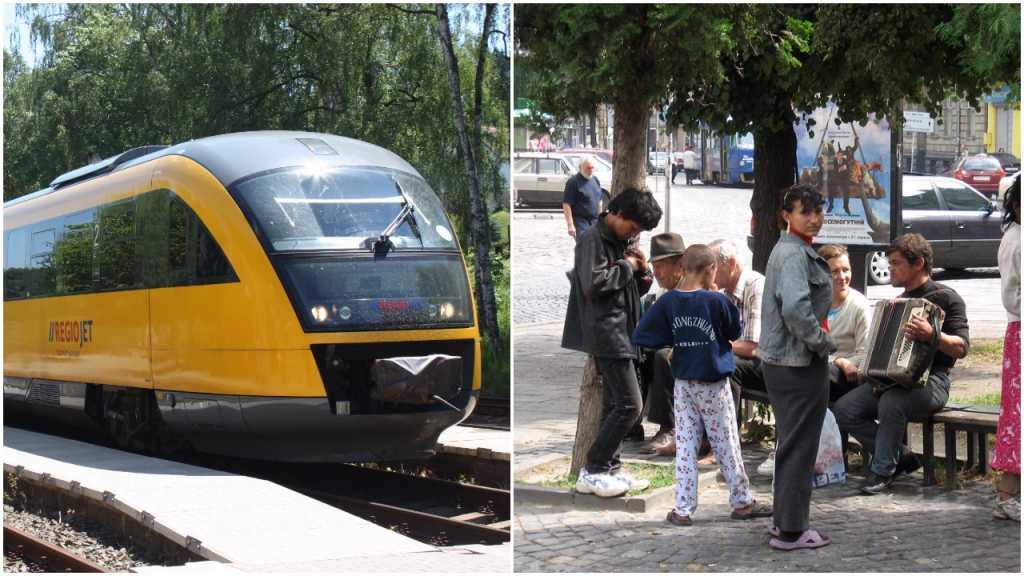 Słowacja: Samozwańcze prawicowe patrole polują na Romów w pociągach