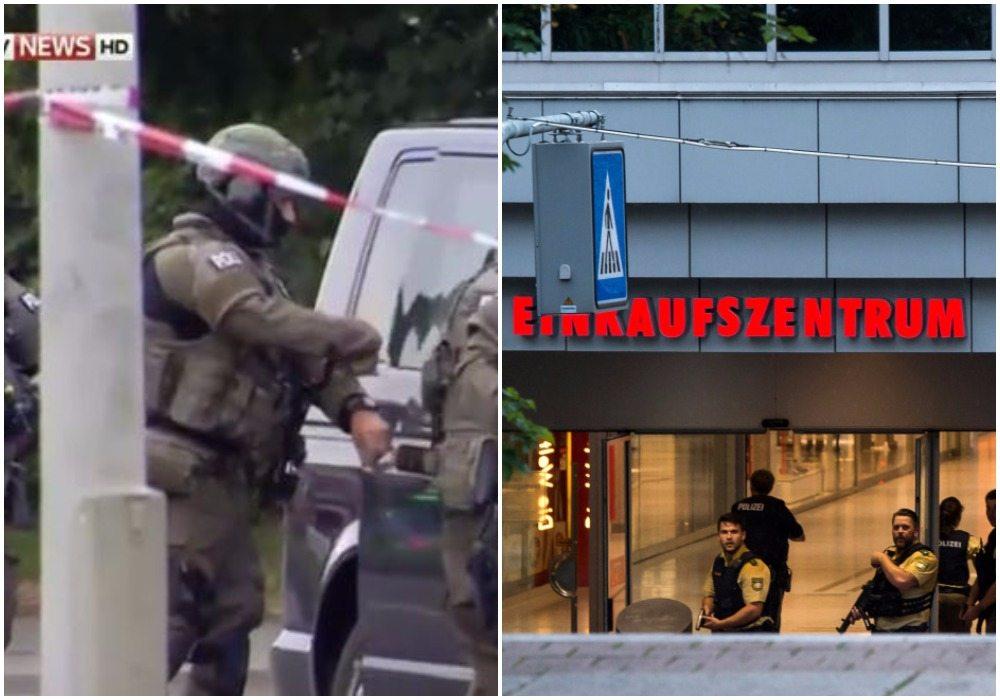 Nagrywał terrorystę z Monachium, został oskarżony o zniesławienie i mowę nienawiści