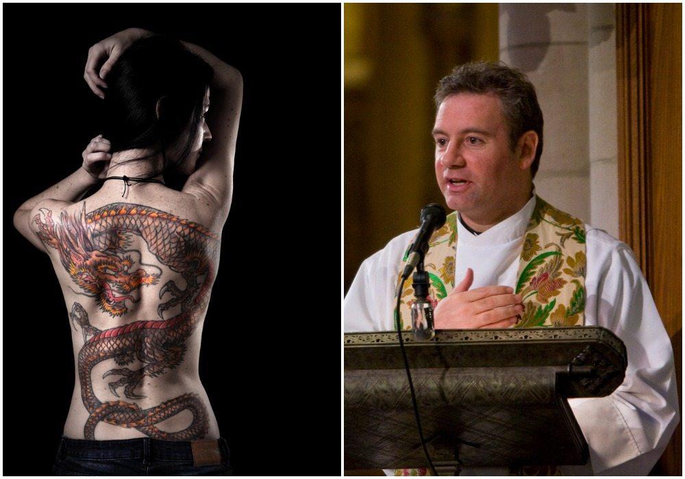 """""""Tatuaż to pieczęć diabła"""". Plakat gdańskiego duszpasterstwa podbija internet"""