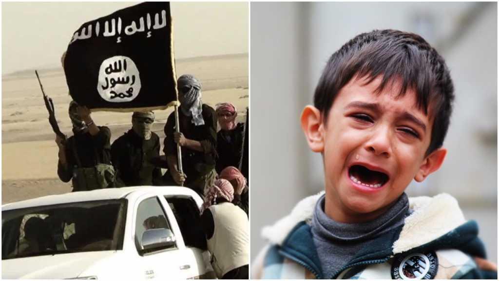 Irak: Bojownicy ISIS spalili żywcem 52 osoby, bo nawoływały do opuszczenia miasta