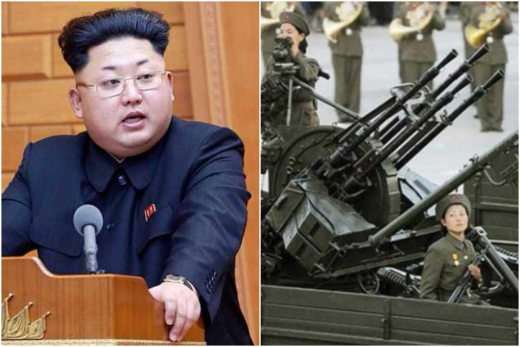 Korea Północna: Urzędnik zasnął. Został więc zabity działkiem przeciwlotniczym