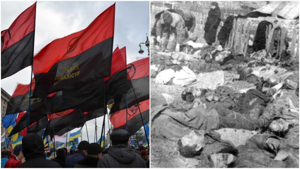 """Ukraińscy narodowcy oddali hołd polskim ofiarom UPA. """"Najwyższa pora oddać im cześć"""""""