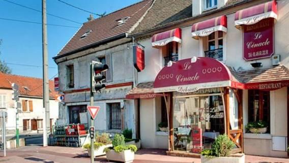 Restauracja La Cenacle Tremblay-en-France