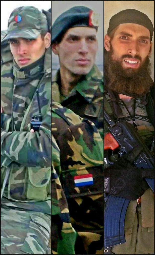 Przemiana Israfila Yilmaza. Od służby w Królewskiej Armii Holenderskiej do wstąpienia w szeregi Państwa Islamskiego
