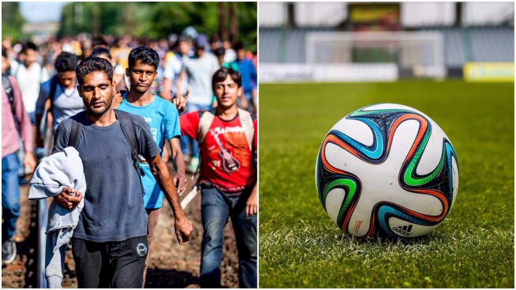 """Dania: Powstała piłkarska liga uchodźców. """"Chodzi o integrację i poszukiwanie nowych talentów"""""""
