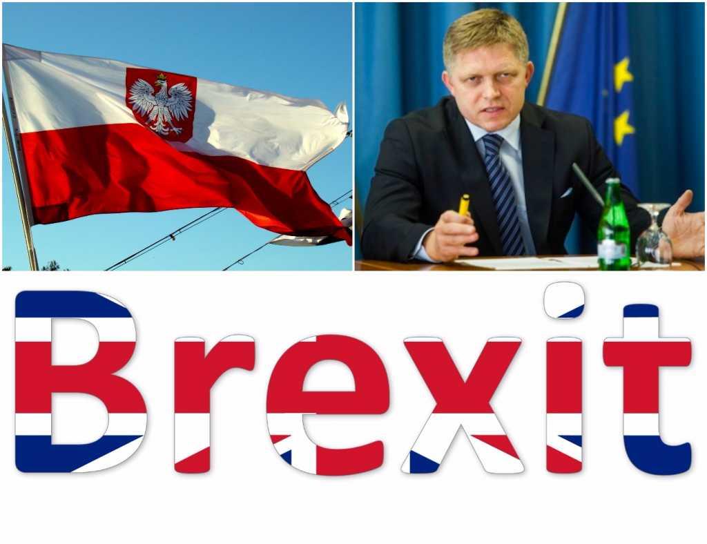 Grupa Wyszehradzka zablokuje Brexit, jeśli Wielka Brytania nie spełni tych warunków