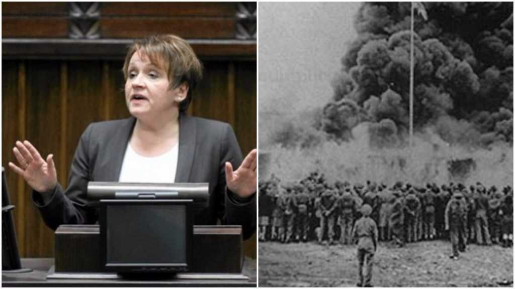 Minister edukacji zmieniła zdanie ws. odpowiedzialnych za pogrom w Jedwabnem