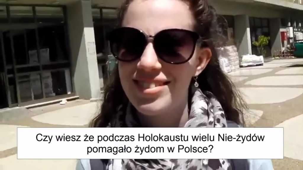 Co Żydzi sądzą o Polakach? Ten film wywołał burzę w polskim internecie (video)