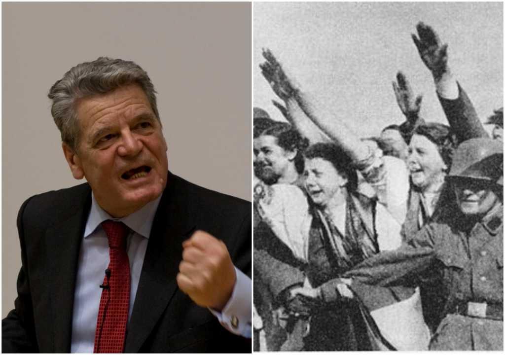 Prezydent Niemiec: Mimo upływu 70 lat od wojny krzywdy Niemców nie są naprawione