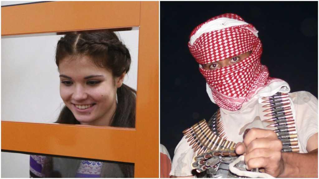 """Studentka tłumaczy się z terroryzmu. """"Chciałam seksu, nie dżihadu"""""""