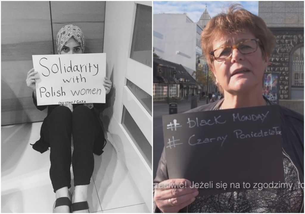 Palestyna, Islandia, Wielka Brytania, Francja - do Polski płyną wyrazy wsparcia z całego świata (VIDEO)