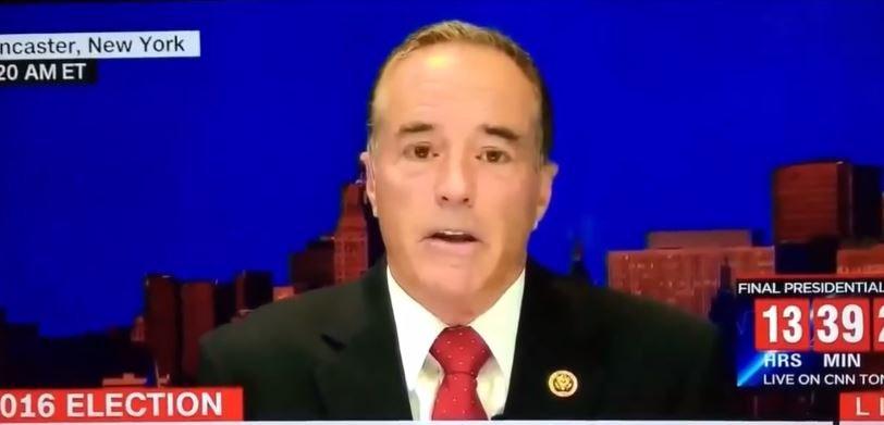 """Czegoś takiego nie widzieliście. """"Magia"""" w CNN. Krytykował Clinton i nagle... (video)"""