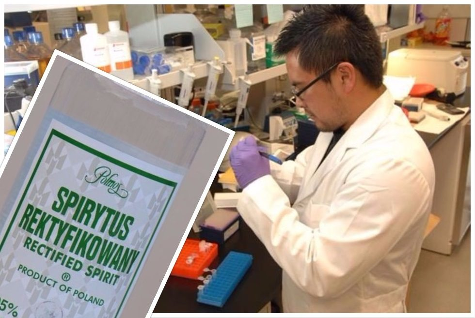 Naukowcy przypadkiem z powietrza uzyskali spirytus (video)