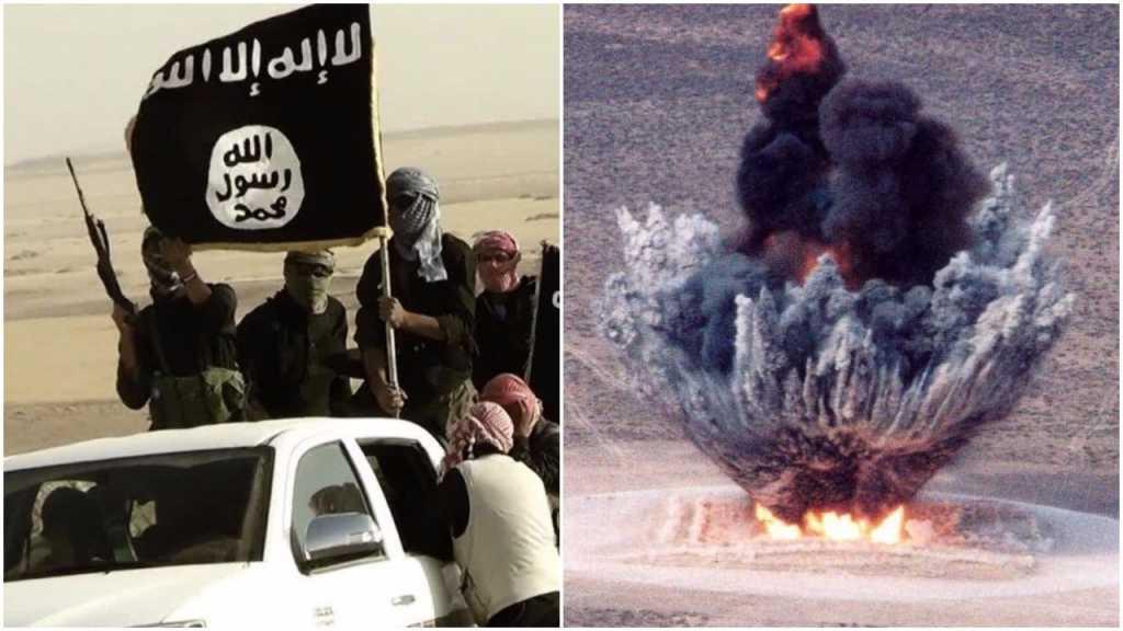 Dżihadyści wysadzili się niechcący w powietrze. Pas szahida zadziałał za wcześnie