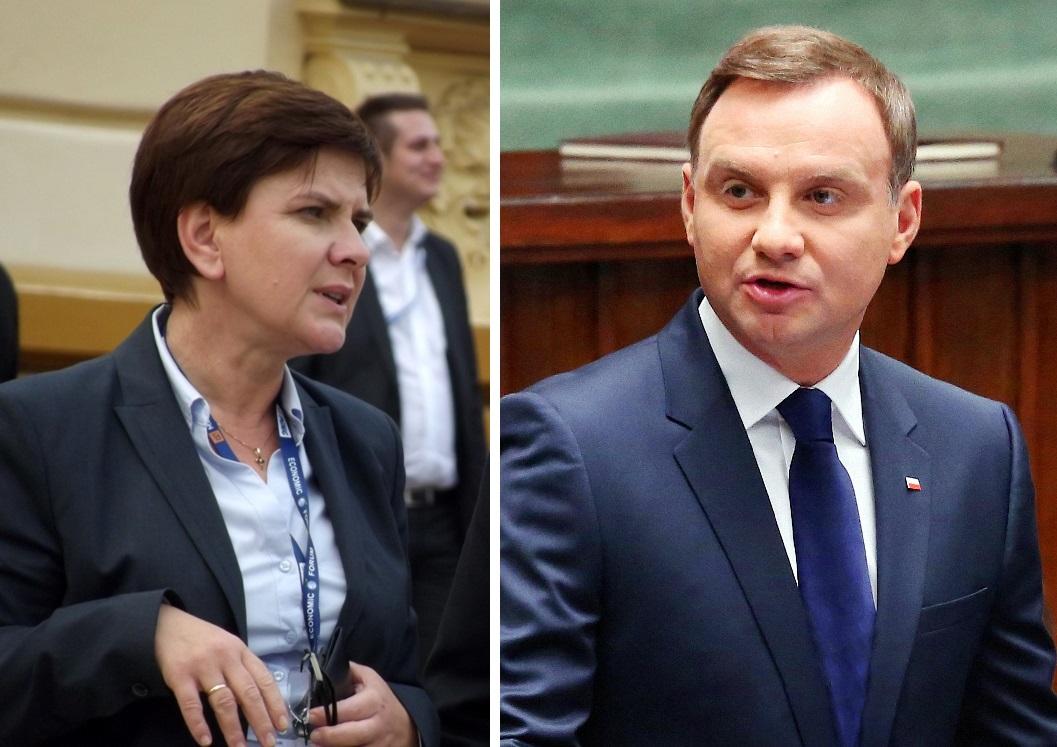 Andrzej Duda w konflikcie z rządem. Grozi zawetowaniem ustawy