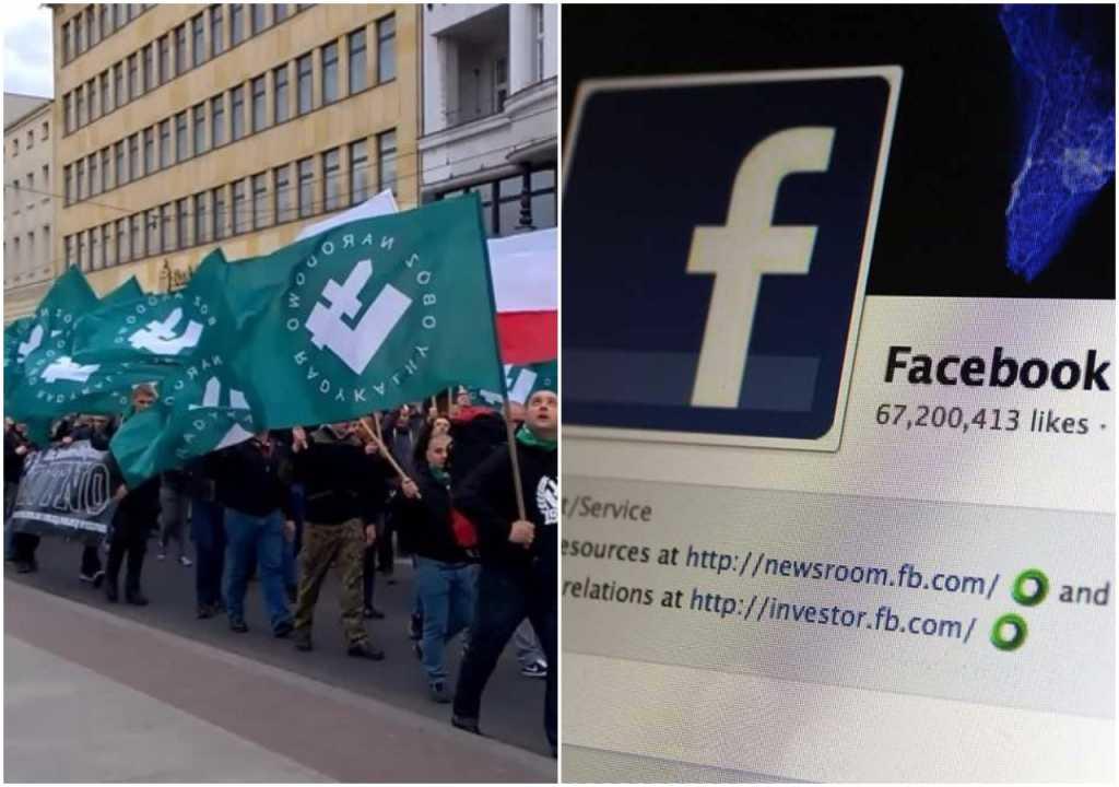 """Narodowcy idą na wojnę z Facebookiem. """"STOP cenzurze!"""""""