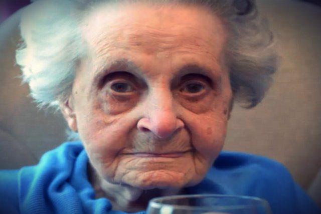 102-latka ujawnia swoją dietę: wino i papierosy