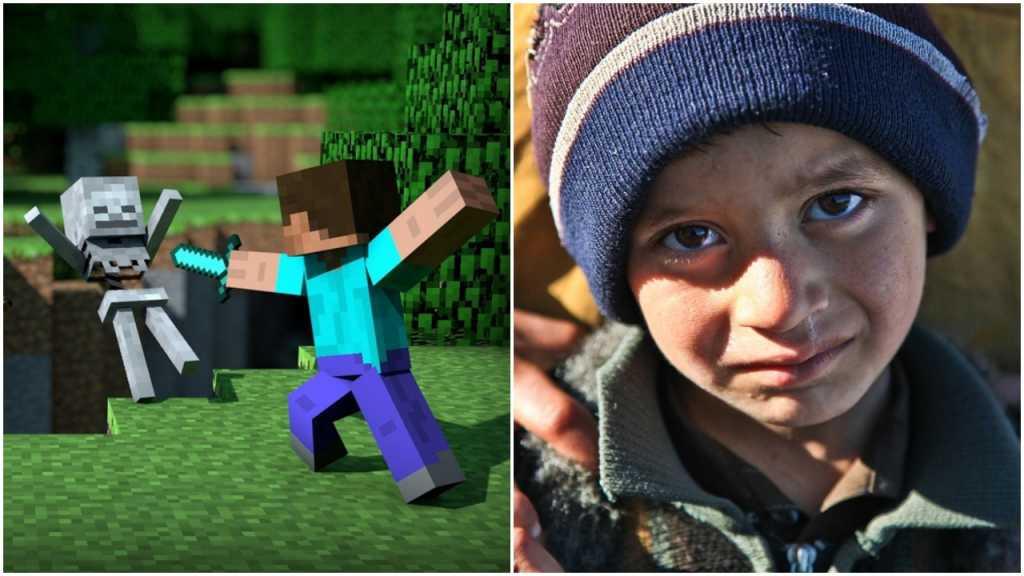 Pedofil używał Minecrafta, by łapać dzieci