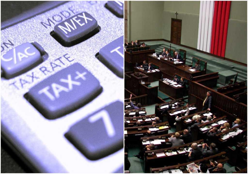 Kukiz'15 żąda zrównania kwoty wolnej od podatku dla obywateli i posłów