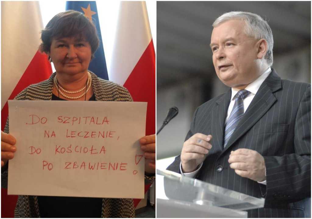 """Środa przesadziła? """"Wdychanie gnoju przez Kaczyńskiego pozwala mu..."""""""
