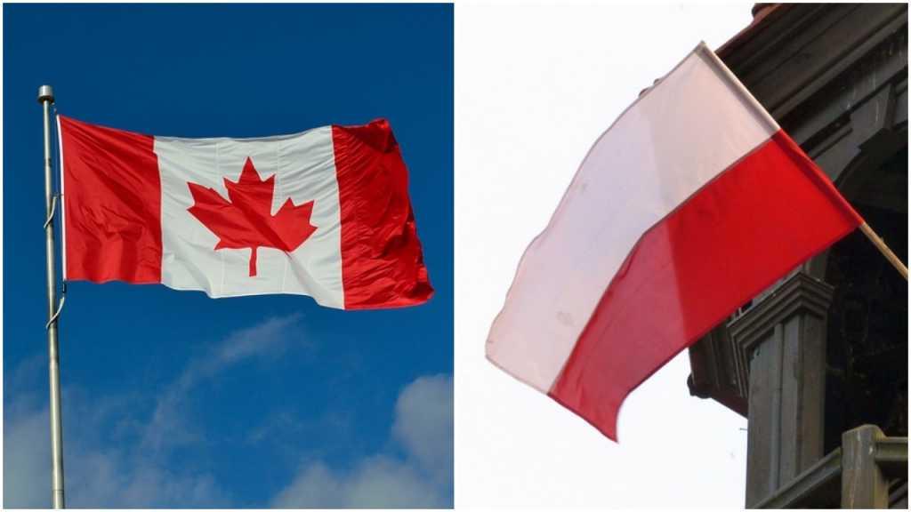Kanada przyjmuje uchodźców… z POLSKI