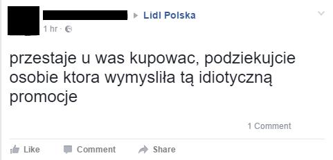 źródło: facebook.com/lidlpolska