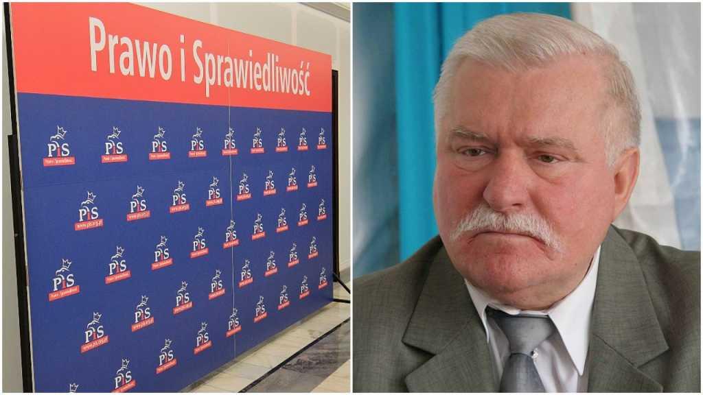"""Wałęsa krytycznie o PiS: """"To najgłupsza władza, jaka nam się trafiła. Gdyby nie oni, odpoczywałbym"""""""