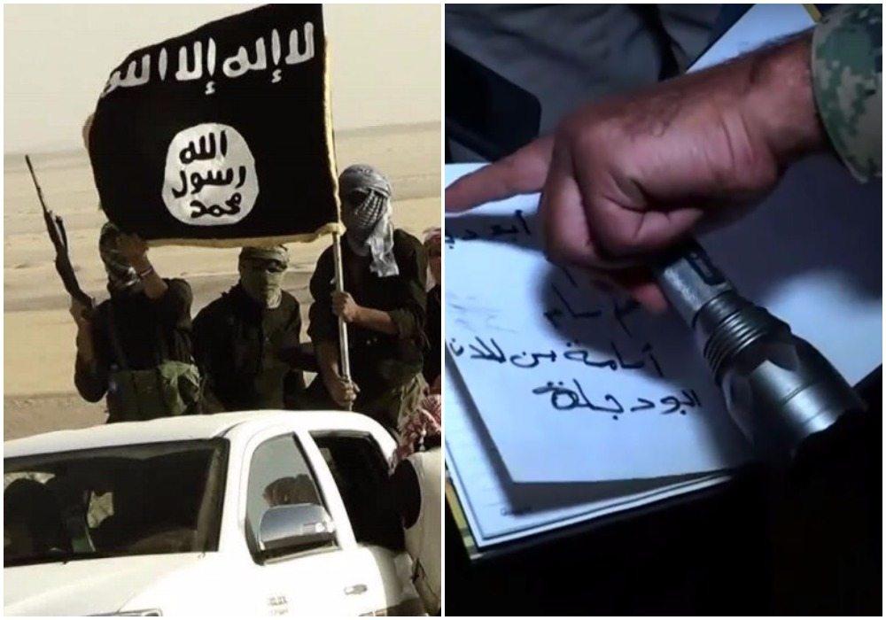 Znaleziono zapiski bojowników ISIS. W środku wykaz nagród za okrutne zbrodnie