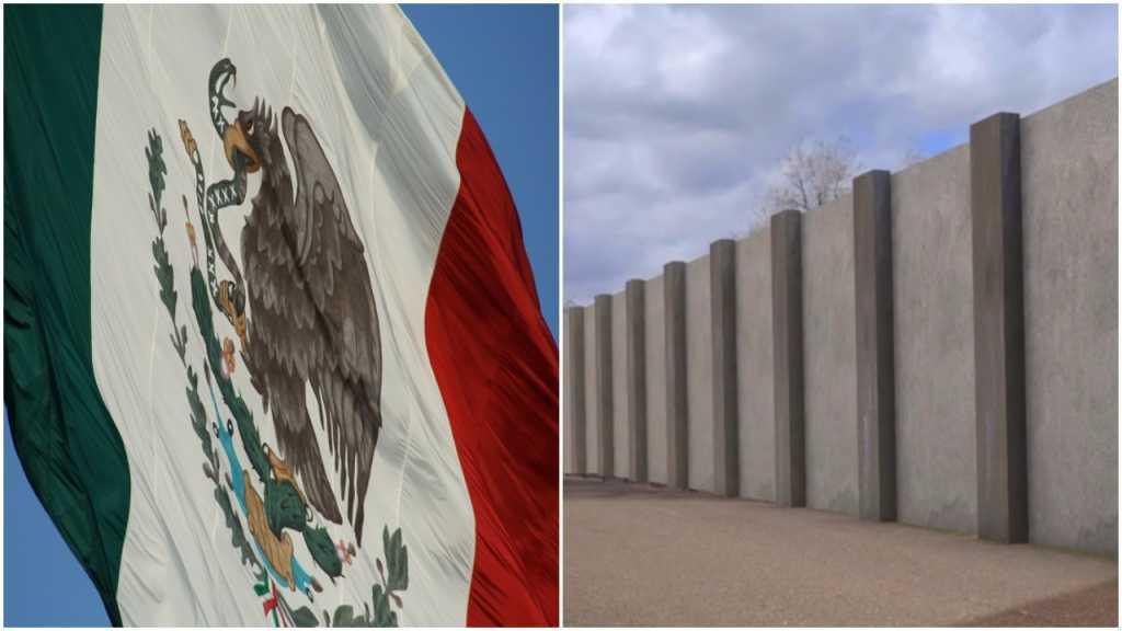 Meksykanie chcą budować mur Trumpa