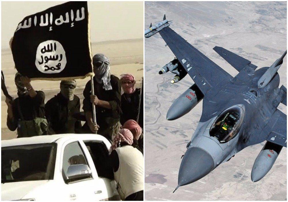 Pierwsza pilotka ZEA sieje postrach wśród dżihadystów